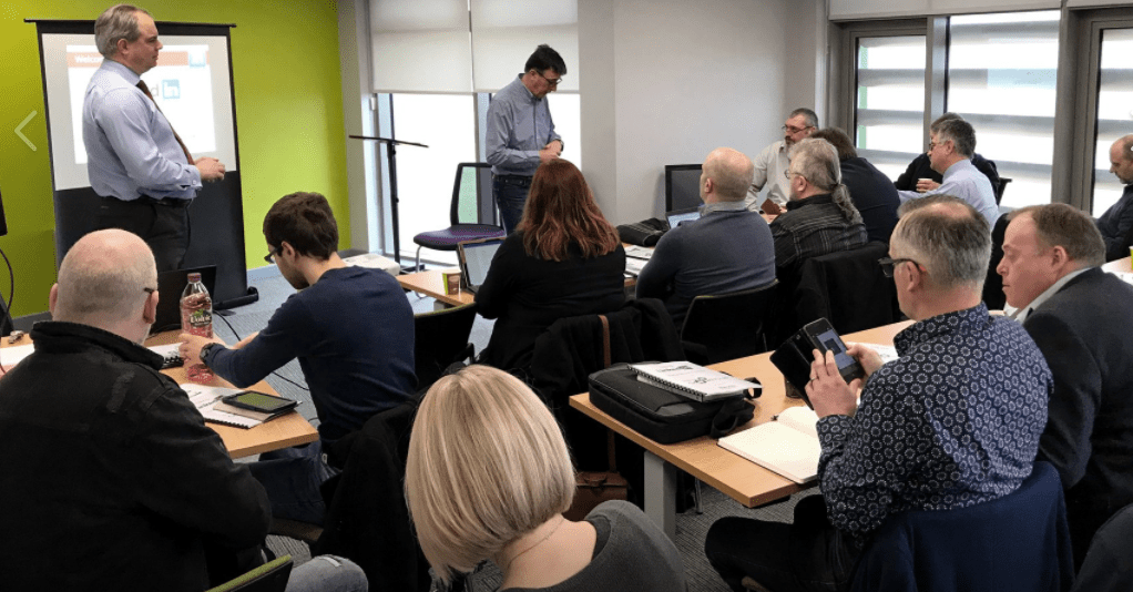BGC April Meeting