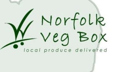 Norfolk veg box deliver local produce, sustainable, low food miles – hear Farmer Richard Ewin's journey