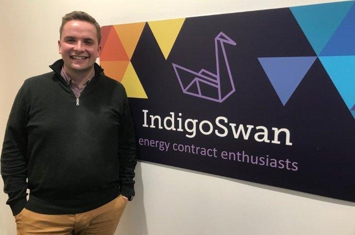 Alex Wiseman - Indigo Swan